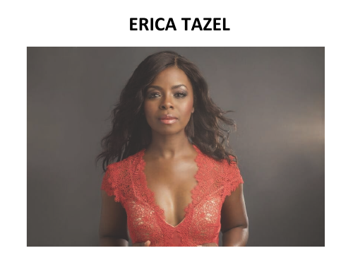 Erica Tazel Demoreel Com What in the world are they going to do with her character? erica tazel demoreel com